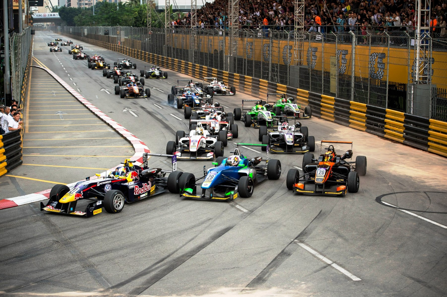 Macau Grand Prix 2017 >> Sports Bureau Of Macao Sar Governmentpress Release